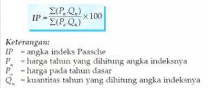 Metode Paasche