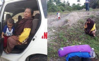Pak Kades Ngamuk Mobil Ambulance Dipakai Tanpa Izin, Ibu Ini Diturunkan di Tengah Jalan