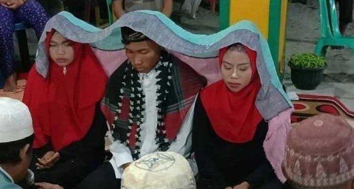 Pria di Kalbar Nikahi Dua Wanita Sekaligus dengan Mahar Rp 10.000