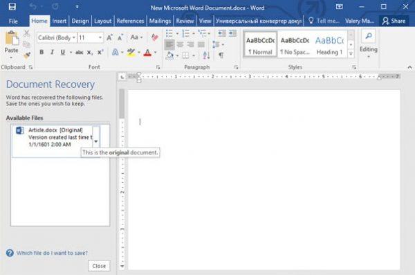 Fungsi menu dan ikon pada Microsoft Word