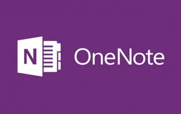 Aplikasi OneNote