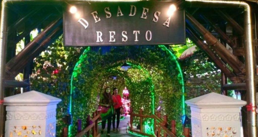 Desa-desa Resto dan Cafe