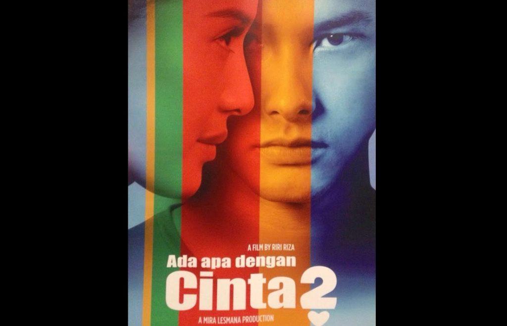 Film Ada Apa Dengan Cinta? 2