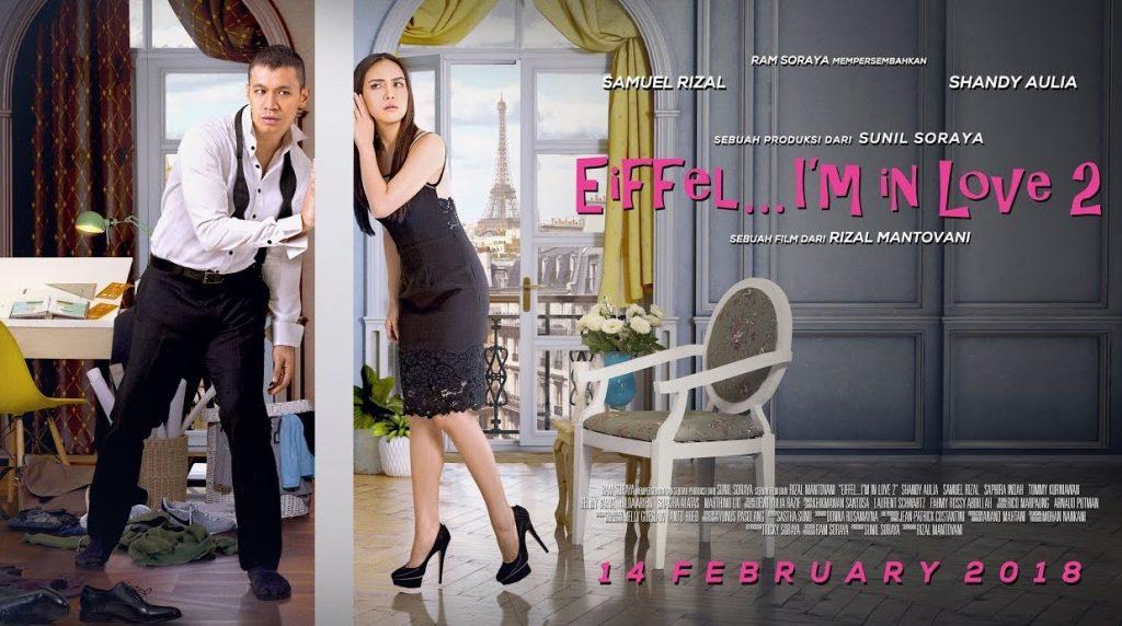 Film Eiffel I'm In Love