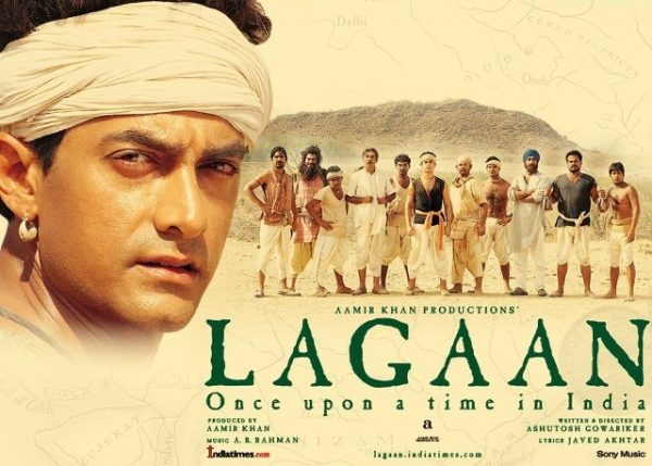Film Lagaan: Once Upon a Time in India