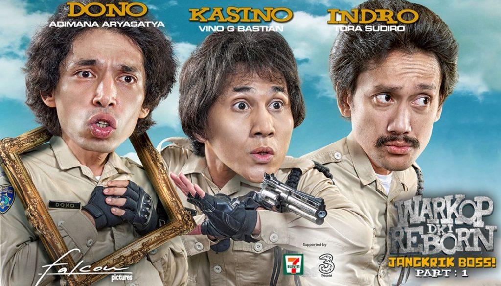 Film Warkop DKI Reborn Jangkrik Boss Part 1