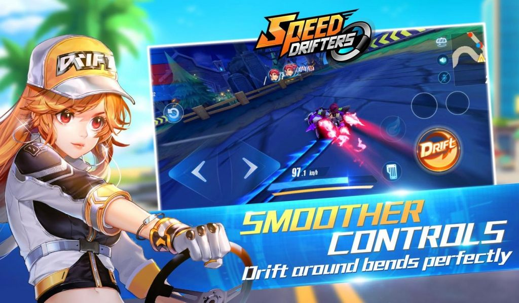 Game Garena Speed Drifters