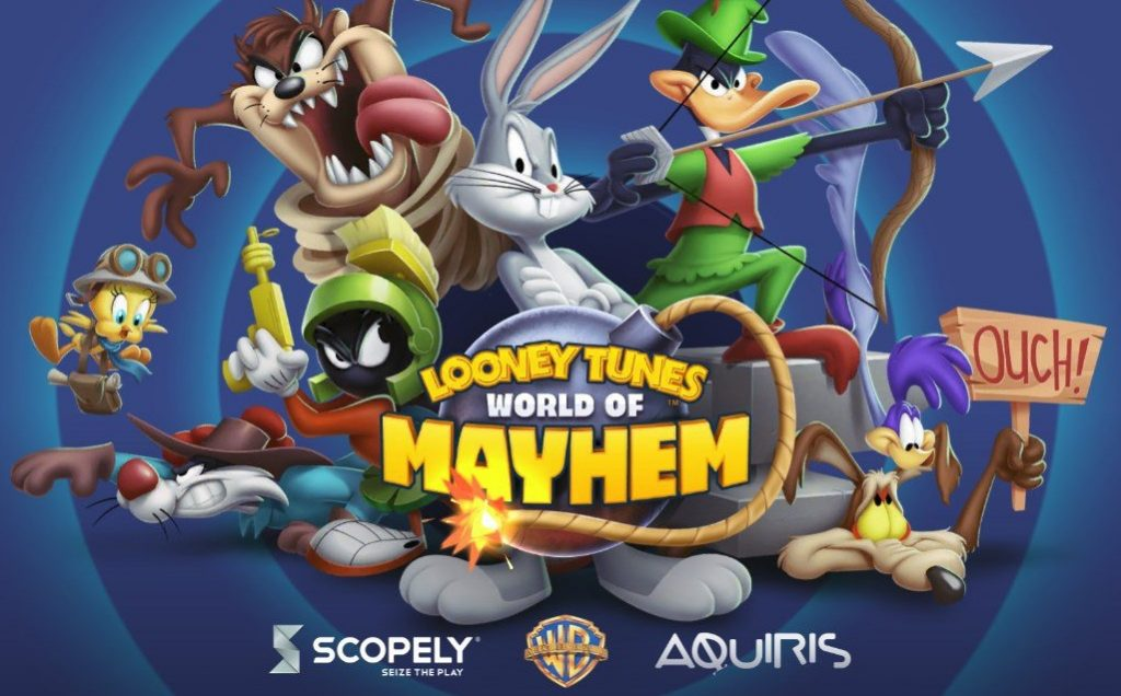 Game Looney Tunes World of Mayhem