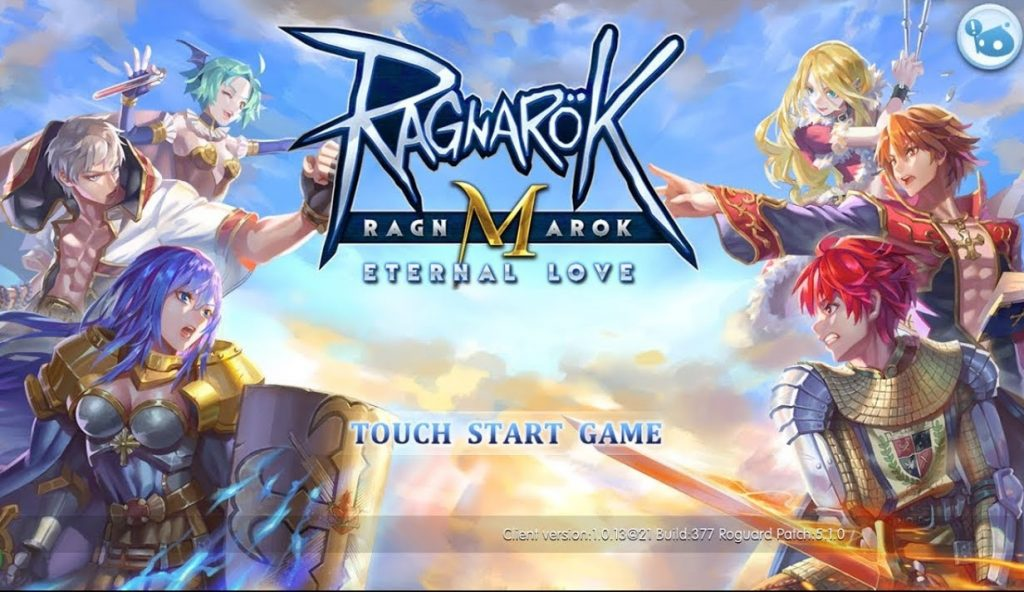 Game Ragnarok M: Eternal Love