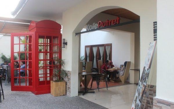 Kafe Potret