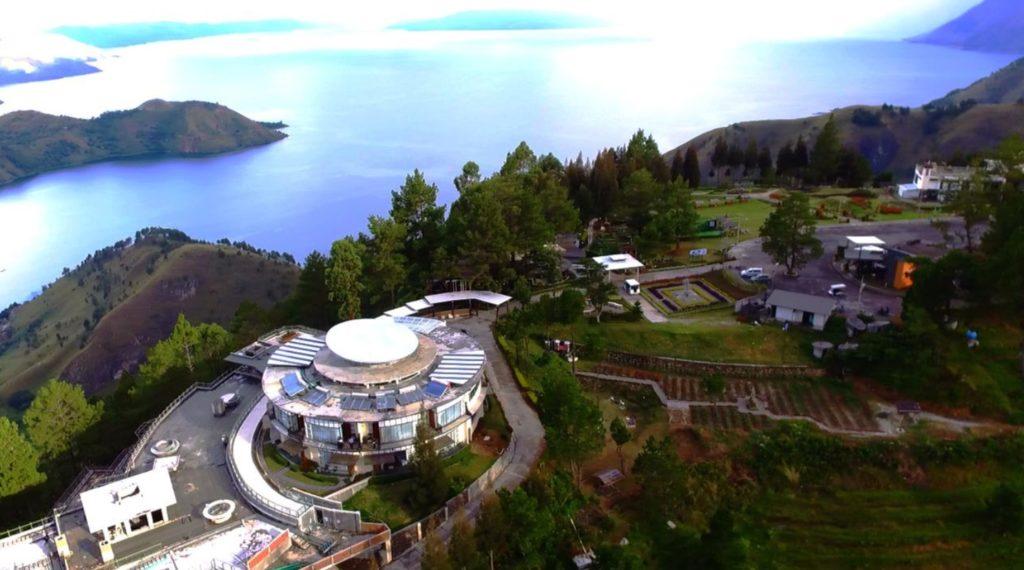 Tea House (Taman Simalem Resort)