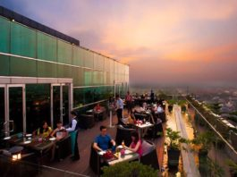 The Edge Restaurant Medan