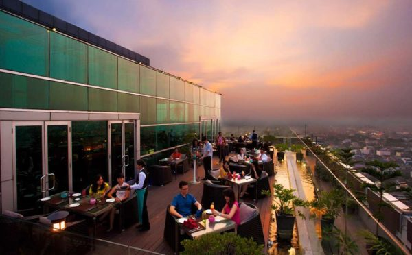 The Edge Restaurant Medan