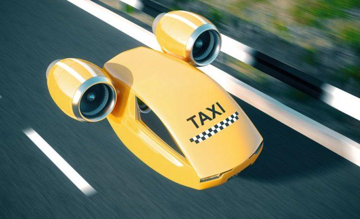 Uber Akan Uji Internasional Taksi Terbang di Melbourne