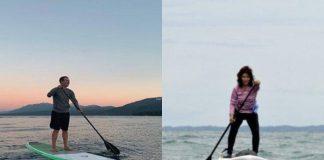 Menteri Susi Tantang Bos Facebook Lomba Paddle, Hadiahnya Saham Facebook