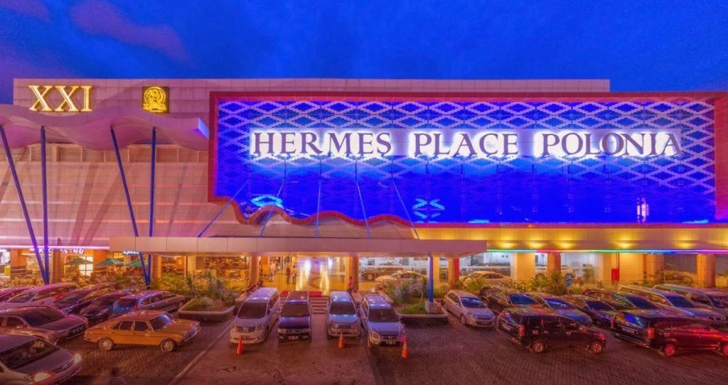 Hermes Place Polonia Medan