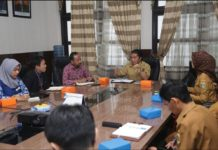 Ombudsman Banten Gelar Pertemuan dengan Sekda Provinsi Banten