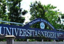 Cara Daftar Masuk Universitas Negeri Medan (UNIMED)