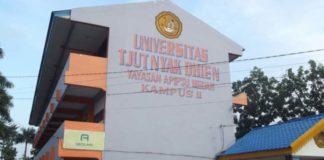 Cara Daftar Universitas Tjut Nyak Dhien