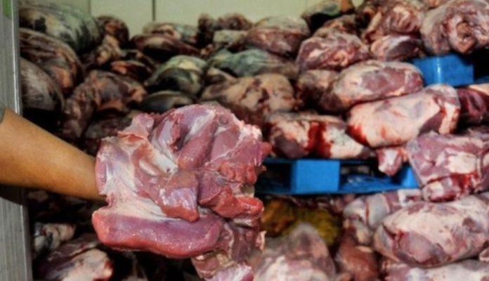 Ilustrasi Daging Babi Disulap Seperti Daging Sapi