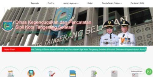 Cek NIK KTP Secara Online Melalui Website