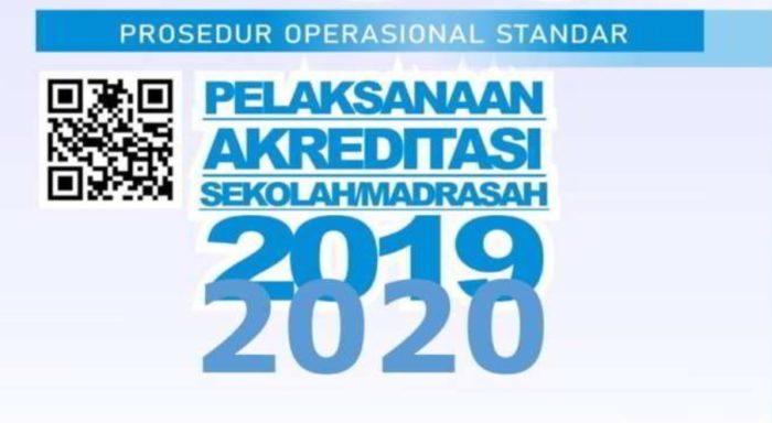 POS Akreditasi Sekolah Madrasah Terbaru Tahun 2020
